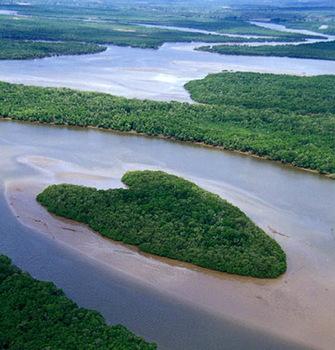 【ハート型地形05】ブラジルのハート型の島[1].jpg