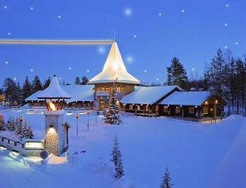 【フィンランド】サンタクロース村。9CAAAfU7M.jpg