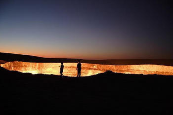【トルクメニスタン】地獄の門。1.jpg