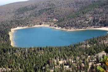 【ハート型地形49】オレゴン州 Three Creeks1].jpg